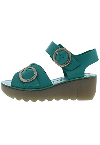 Fly London Vrouwen Sandalen Groen Yech189fly