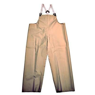 Neese Rainwear Magnum Chemical Resistant Neoprene Nylon Heavy-Duty Rainwear Bib Overalls, Medium
