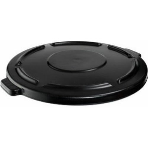 (Rubbermaid Commercial Products FG264560BLA-V Brute Lid, 44 gal, Black)