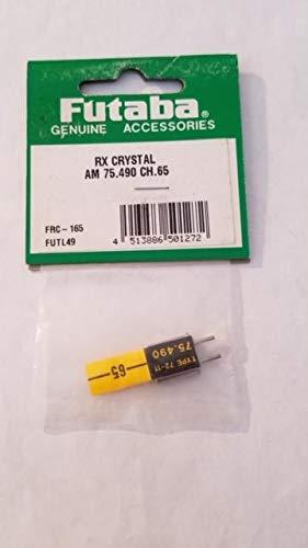 Futaba RX Crystal AM 75.490 Ch. 65 FRC-165