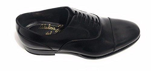 Hommes Harris Chaussures Richelieu À Lacets Noir 7uk Noir