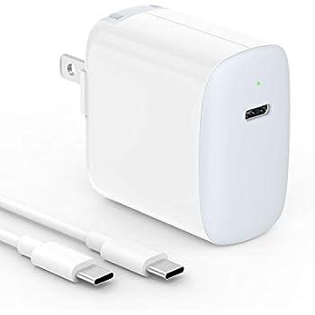 Amazon.com: USB C Charger for 2018 iPad Pro 12.9, 11 ...