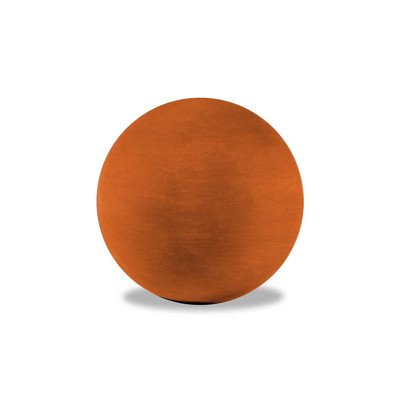 Amedeo Design 1800-89T ResinStone Decorative Garden Sphere, 12 by 12 by 12-Inch, Terra Cotta