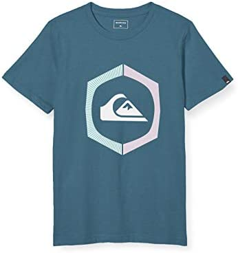 Quiksilver Sure Thing - Camiseta para Chicos 8-16 Screen tee, Niños, Majolica Blue, XL/16: Quiksilver: Amazon.es: Deportes y aire libre