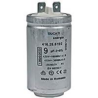 Secador condensador de arranque de motor AEG