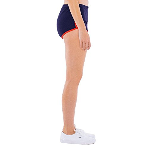 White Donna Apparel Maniche Pantaloncini lunghe Opaco American Forest zwf6qf0