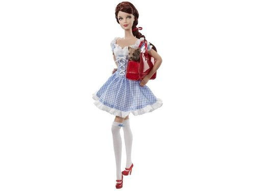 Wizard of Oz Dorothy Barbie Doll