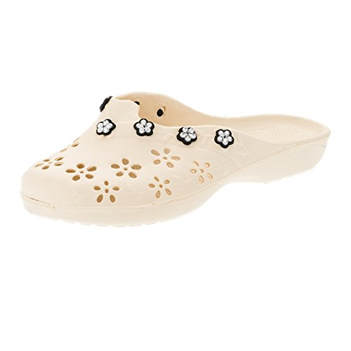 2Surf Women's Clogs M315be Beige v7sfoglp0