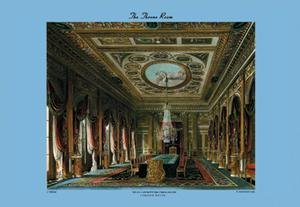 Throne Room - Carlton House Fine art canvas print (20