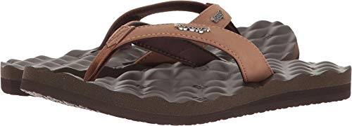 - Reef Women's Dreams Sandal,  Brown, 9 M US