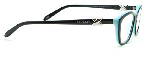 Tiffany & Co. TF 2074 Women Cat Eye Eyeglasses RX - able Frame (8055) ()