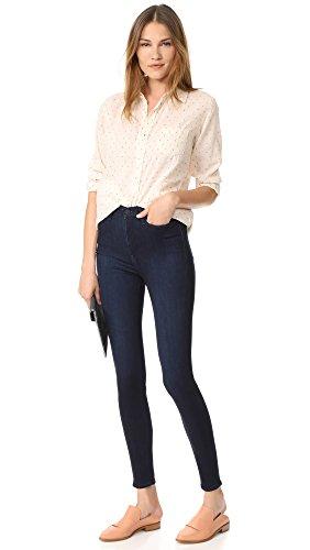 AYR Women's The High Rise Skinny Jeans, Jaguar Legs, 27