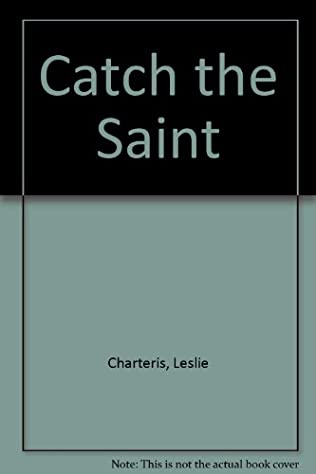 book cover of Catch the Saint