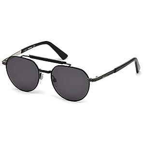 Sunglasses Diesel DL 0239 01A shiny black / smoke