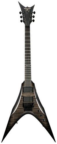 DBZ Guitars, LLC VNMFM-TC Darkside Series Electric Guitar - Trans