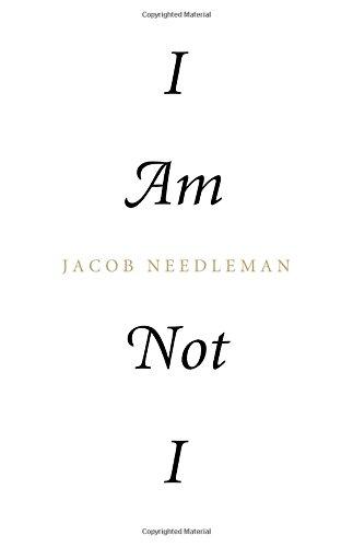 I Am Not I [Jacob Needleman] (Tapa Blanda)