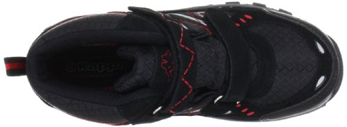 Kappa BLISS Tex Mid K 260099K - Botas de tela para niños Negro