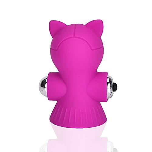 Femmina Lianmengmvp Ingranditore Enhancer Rosa Giocattoli Bigger Sucker Nipple Sesso Maschio Vibratore Del Caldo Realistico Potente Vibrazione Vacuum TO06z