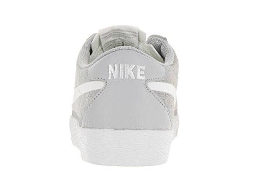 Nike Mens Bruin Sb Premium Se Lupo Grigio / Bianco / Gm Marrone Chiaro Scarpe Da Skate 11 Uomini Noi