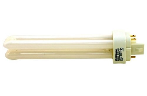 Sylvania 20644/CF26DDE835E Double Tube 4 Pin Base Compact Fluorescent Light Bulb, White