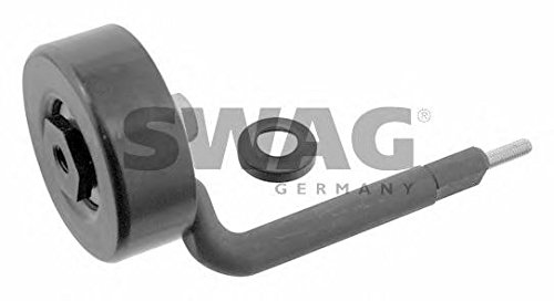 SWAG V-Ribbed Belt Tensioner Pulley Fits BMW X5 OPEL Omega VAUXHALL 6340543 -  20930114