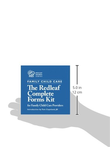 The Redleaf Complete Forms Kit For Family Child Care Professionals