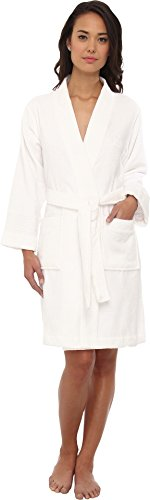 - LAUREN RALPH LAUREN Greenwich Terry Robe White