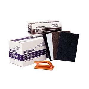50 Pads//Box 6 x 9 Buff and Blend HP Power Pads Standard Abrasives 827620 Aluminum Oxide A VFN 1 Box