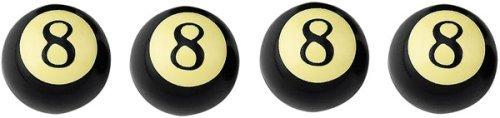 8 BALL VALVE CAPS ()
