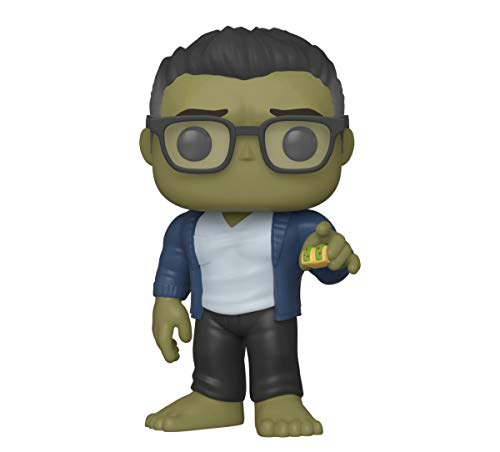 Funko- Pop Marvel Endgame-Hulk w/Taco Collectible Toy, Multicolor, Standard (45139)