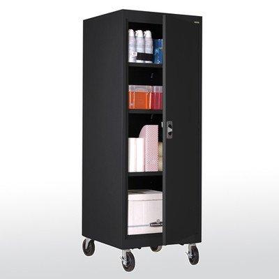 Sandusky Lee TA3R242460-09 Transport Series Mobile Storage Cabinet, - Transport Mobile Storage