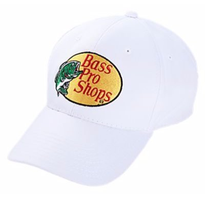 Bass Pro Shops Twill Caps (Bass Pro Fishing Shop)