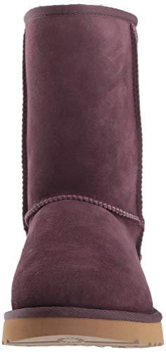 Donna Ugg Stivaletti Classic Australia Purple Short w00IYOq