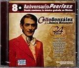 80 Aniversario Peerless : 24 Exitos