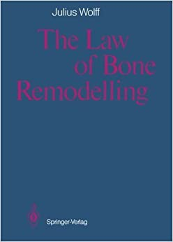 Book The Law of Bone Remodelling by Julius Wolff (2011-11-17)