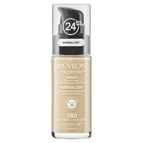Revlon Colorstay Make-Up For Normal/Dry Skin 180 Sand Beige 30ml