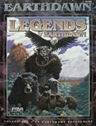 Legends of Earthdawn, Volume 1 (Earthdawn RPG)