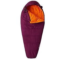 Mountain Hardwear Bozeman Adjustable Sleeping Bag - Dark Raspberry Regular Right Handed