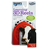 View-Master Learning 3D Reels with Sound: A Day at the Farm