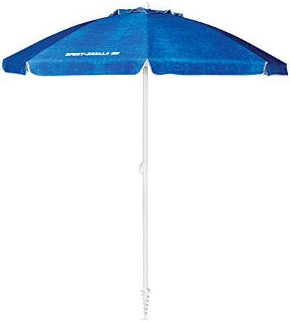 Sport-Brella Core Vented SPF 50 Upright Beach Umbrella 6-Foot