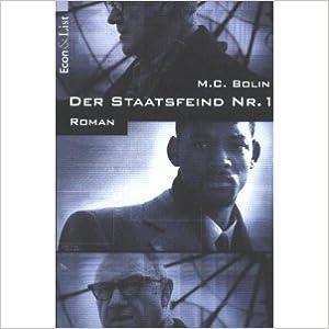 M. C. Bolin - Staatsfeind Nr. 1. Roman zum Film