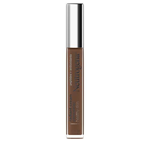 Neutrogena Healthy Skin Radiant Cream Concealer with Peptides + Antioxidants - Espresso - 0.24 fl oz