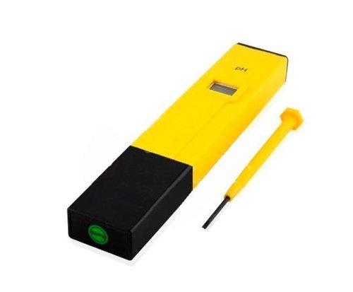 ter Tester Pocket - Aquarium Pool Water Wine Urine LCD Pen Monitor by Olymstore ()