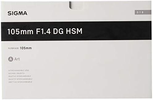 Sigma 105mm F1 4 Dg Hsm Art Objektiv Für Nikon Kamera