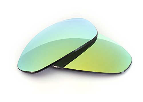 Oakley Minute Lenses Replacement - FUSE+ Fusion Mirror Polarized Lenses for Oakley Minute 2.0