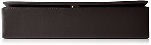 Additional Berydale Satin Schwarz Clutch Women's with Chain Berydale Women's Black vOfqnP