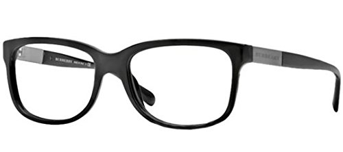Burberry Men's BE2164 Eyeglasses Black - Male Burberry Models