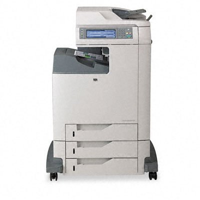 HP Color LaserJet CM4730f All-in-One Printer, Scanner, Copier, and Fax (CB481A#BCC)