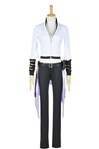 XOMO RWBY Season 2 Black Trailer Blake Belladonna Cosplay Costume (Blake Belladonna Costume)
