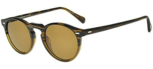 Oliver Peoples Gregory Peck Sun OV5217S - 100153 Sunglasses Tortoise w/ Brown Lens ()
